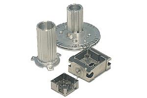 高精度測定器用部品加工